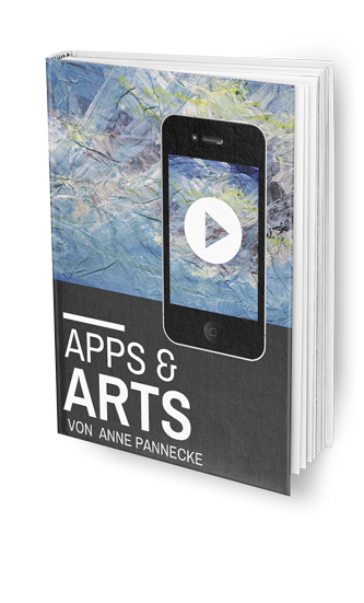 Apps and Arts - iOS Apps für Kunstmuseen - Buch-Cover